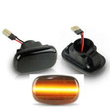 2X LED Side Repeater Indicator Fender Light For Toyota Hilux Vigo Mk6