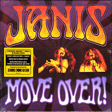 "4 x 7"" BOX JANIS JOPLIN move over RSD 2011 USA LEGACY LIMITED NUMBERED SEALED"