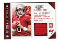 Mike Glennon NFL 2013 ROOKIES and Stars FRESHMAN ORIENTATION Jersey flibustiers