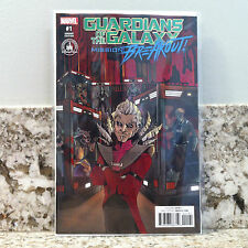 Marvel Guardians of the Galaxy Mission Breakout Comic Book Disney Crosby Variant