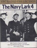The Navy Lark 4 2 Cassette Audio BBC Radio Comedy Jon Pertwee Leslie Phillips