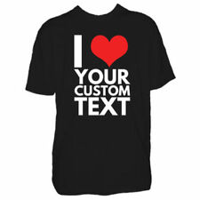 Magliette da uomo personalizzati in misto cotone taglia XXL
