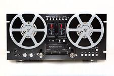 Black Pioneer RT-707 Reel to Reel Tape Recorder custom upgrade with 2 PR-85 reel