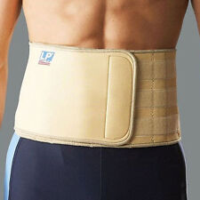 LP 715 Magnetic Back Support Neoprene Brace Waist Belt Wrap Strap Lower Backache