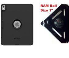 "SlipGrip RAM 1"" Ball Mount Made For Apple iPad Pro 12.9 3rd Gen  Defender Case"