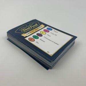 Trivial Pursuit Cards Genus Edition x50 1995 Wedding Favours Party 300 Questions