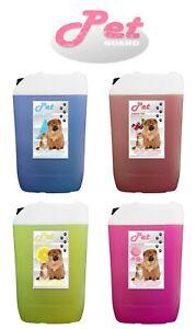 Kennel Dog Pet Disinfectant 25L Cleaner Deodoriser Odour Choose Scent Pet Guard