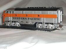 HO IHC WESTERN PACIFIC WP F-3 A DCC /  SOUND LOCO #M6823 TRAIN NEW EMD F-3 A IHC