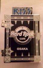 Hard Rock Cafe Pin KISS Door Series Osaka