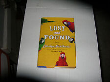 Lost and Found by Carolyn Parkhurst (2006) SIGNED 1st/1st