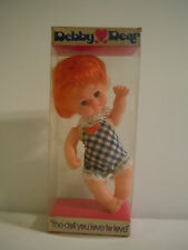 BIGGEST SALE ! FUN WORLD VINTAGE DEBBY DEAR DOLL ! Made In Hong Kong NEW IN BOX