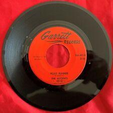 Accents, Garrett 4014, Road Runner & Why, Really good 60's guitar garage tunes ♫