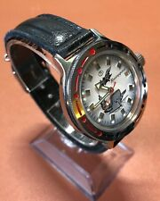 Vostok Amphibian Komandirskie Aircraft Carrier Vintage Russian Automatic Watch