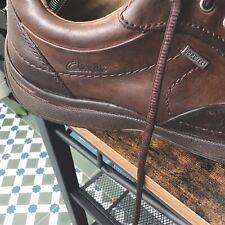Men's Clarks Active Air Gore-Tex Walking Shoes UK10 (G) Vintage Leather Brown