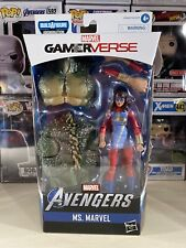 Marvel Legends NEW * Ms Marvel * Avengers Video Game BAF Abomination Wave 1