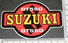 Suzuki GT550 Sticker.