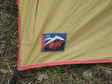 MOSS OUTLAND TENT in great condition