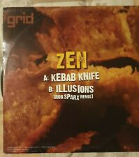 ZEN - Kebab Knife / Illusions - Grid Recordings - 2004.Drum and Bass