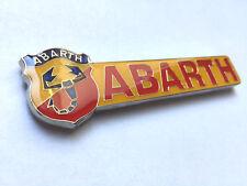 Abarth Emblem long Fiat 500 600 850 124 Spider