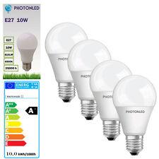 4 x Ampoule LED E27 10W 810Lumens