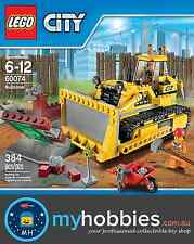 LEGO 60074 City Bulldozer Brand New