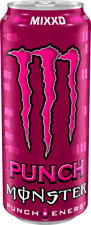 Monster Mixxd Punch Energy Drink 500ml x 12 Cans