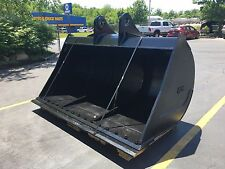 "New 96"" Heavy Duty Ditch Cleaning Bucket for a Doosan Dx480"