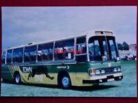 PHOTO  CROSVILLE LEYLAND PSU3E BUS REG OMA 503V FLEET NO ELL503
