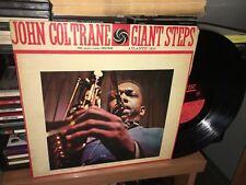 JOHN COLTRANE GIANT STEPS RARE LP 1967 MADE ITALY MONO ATL-LP 09041 RIFI RECORDS