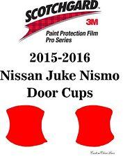 3M Scotchgard Paint Protection Film Pro Series Fits 2015 2016 Nissan Juke Nismo
