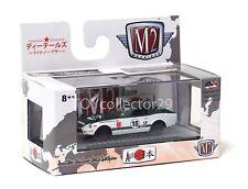 M2 Machines 1970 Nissan Fairlady Z Green & White Diecast Car S30 1/64 240Z JPN02