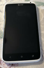 HTC One X - 16GB - White (AT&T) Smartphone Good Used