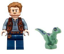 LEGO® Jurassic World Fallen Kingdom - Owen Grady and Blue from set 10757