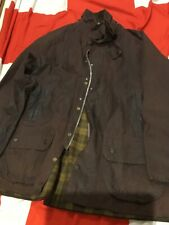 Barbour Beaufort C52 brown