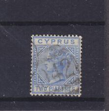 Cyprus QV SG 19 Used