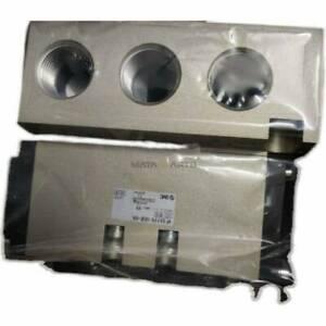 1PCS SMC VFS5110-5EB-06 solenoid valve NEW