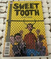 Sweet Tooth #7 Vertigo Comics 1st Print Jeff Lemire Hulu Optioned Comic Book NM