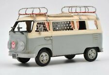 New vw Decorative Samba Microbus Surfing Handcrafted Tinplate Surf Board Gift