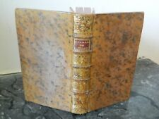 MORELLET: Théorie du Paradoxe; Théorie du Libelle; 1775. 2 E.O. en 1 vol. d'ép.