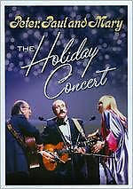 PETER, PAUL AND MARY - HOLIDAY CONCERT - CD - Sealed