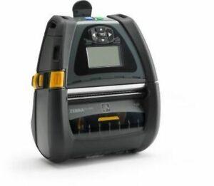 Zebra QLN420 Portable Mobile Thermal Label Printer - Bluetooth / WiFi / LCD/ USB