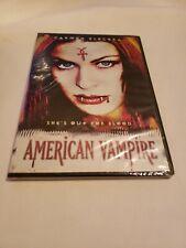 American Vampire  (DVD)  Carmen Electra      Slim Case BRAND NEW