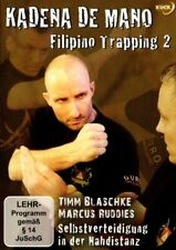 Kadena De Mano Filipino Trapping Vol.2 DVD Timm Blaschke  Arnis Kali Eskrima JKD