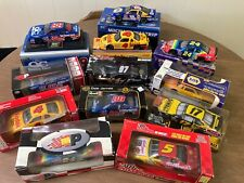 1/24 Nascar diecast lot - 12 cars - Action Revell Racing Champions Team Caliber