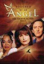 Touched by an Angel: The Fourth Season, Vol. 2 [4 Discs] (2007, DVD NIEUW)