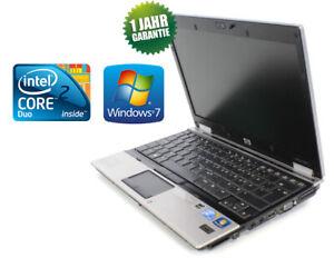 HP ELITEBOOK 2530P 12,1'' C2D L9400 1,86 GHz 4GB 120GB SSD VGA Windows XP