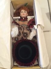 """Seymour Mann Connoisseur Collection Doll KELSEY Limited Edition Jay-134 30"""" NRFB"""
