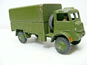 Dinky Toys #623 Army Bedford 3-Ton Cargo Truck
