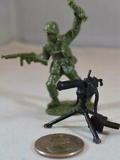 Toy Soldiers of San Diego TSSD WWII US Machine Gun TS-9MG DDay Playset Patton