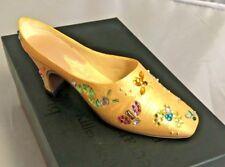 "Just The Right Shoe ""Summer Buzz, Yellow� Mib W/Coa 2002"
